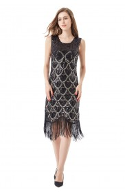 Black gatsby dress melbourne lx1013_1