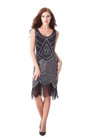 gatsby flapper dress lx1015