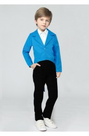 Blue Kids Tailcoat Magician