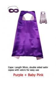 Double sided Cape & Mask Costume set