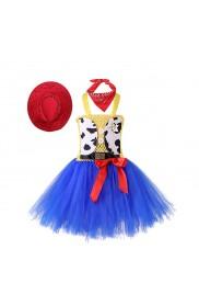 Toy Story Jessie Cowgirl Tutu Dress tt3157