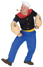 Popeye Sailor Costumes VB-3015