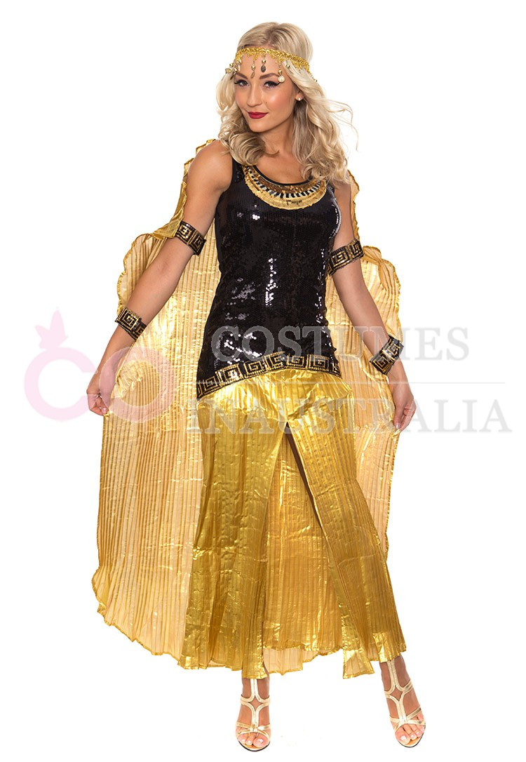 cleopatra cleo egyptian roman goddess cosplay halloween fancy dress costume ebay