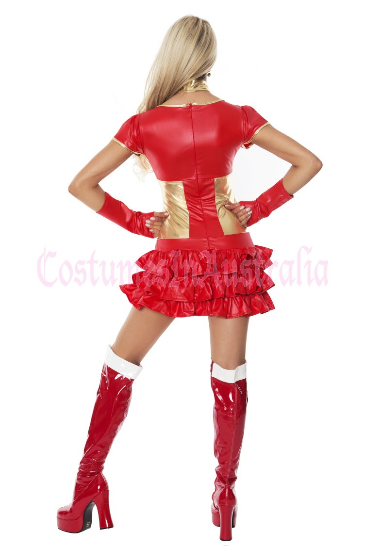 Wonder woman costume for 1 year old-7657