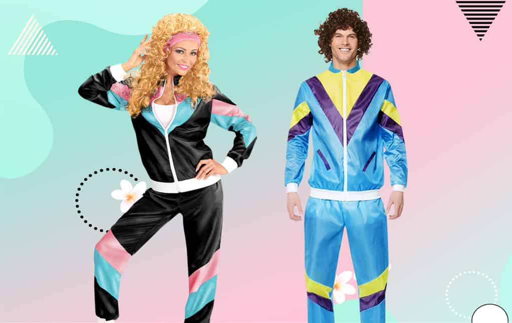 80s Couples Costumes