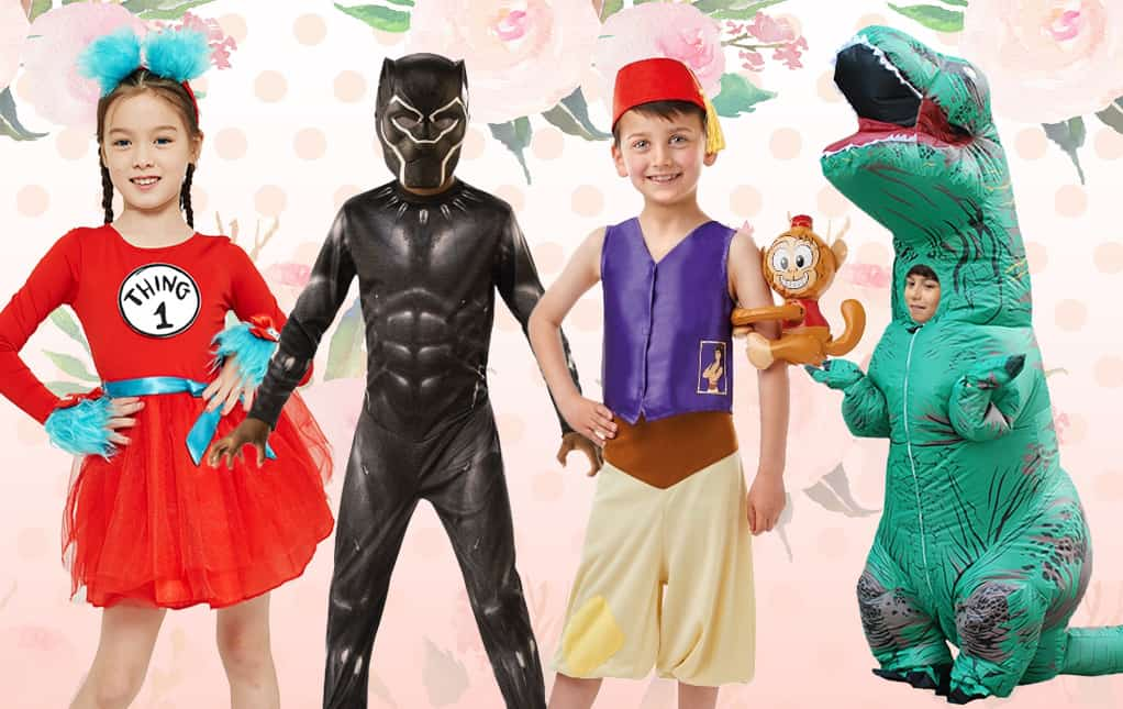 Book Week Costumes