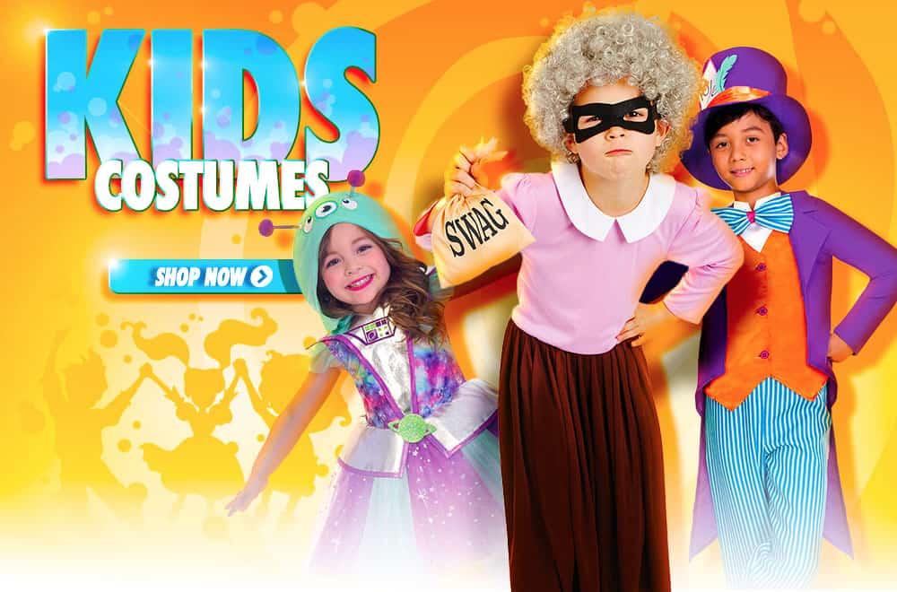 Costume Ideas Shop and Fancy Dress Costumes Australia Online