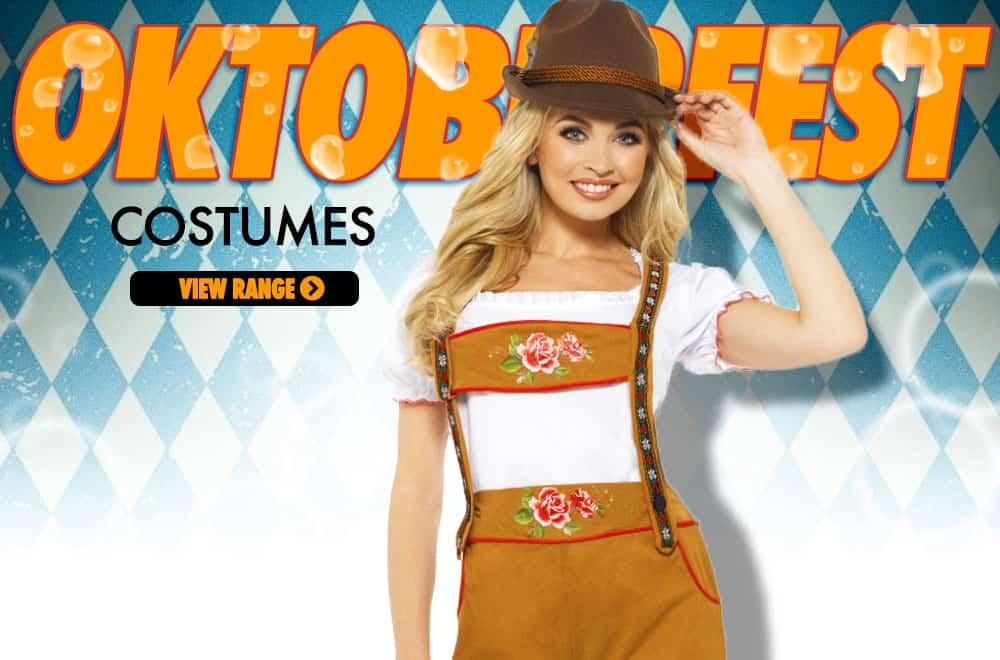 oktoberfest costume
