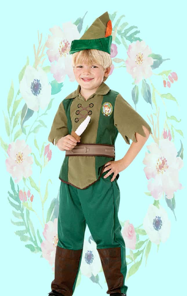 Peter Pans Costume