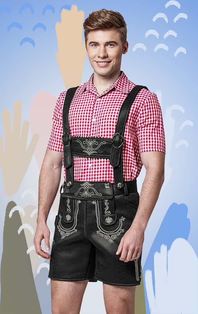 Mens Oktoberfest Outfits