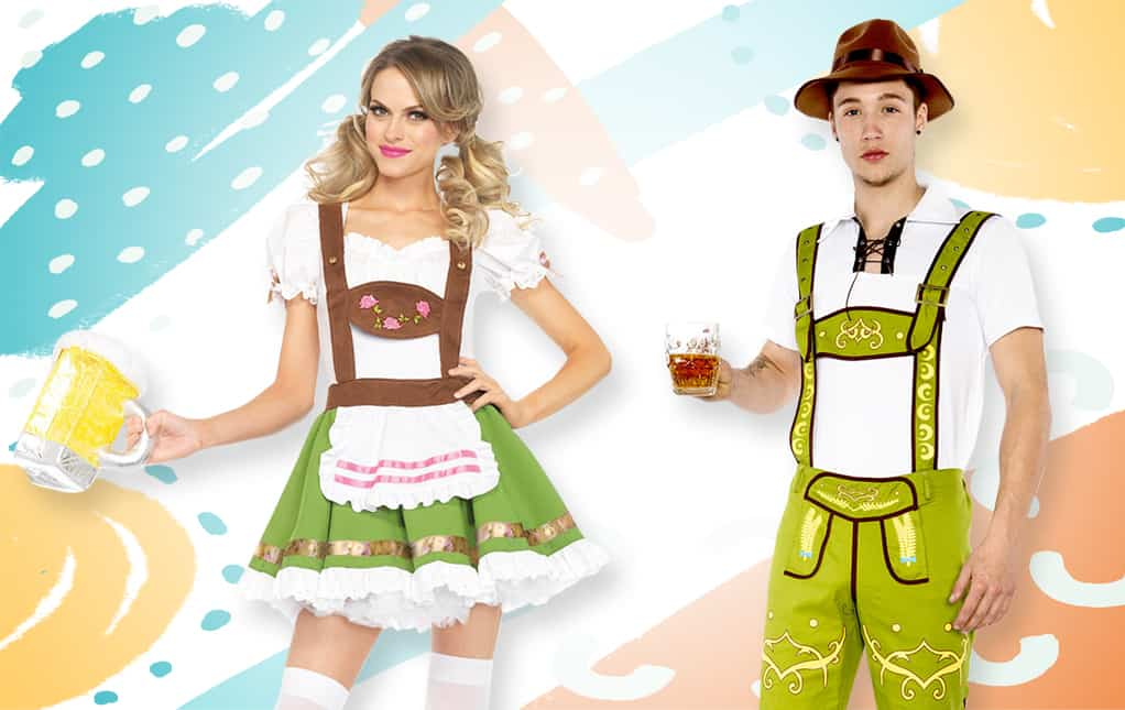 German Costume Ideas