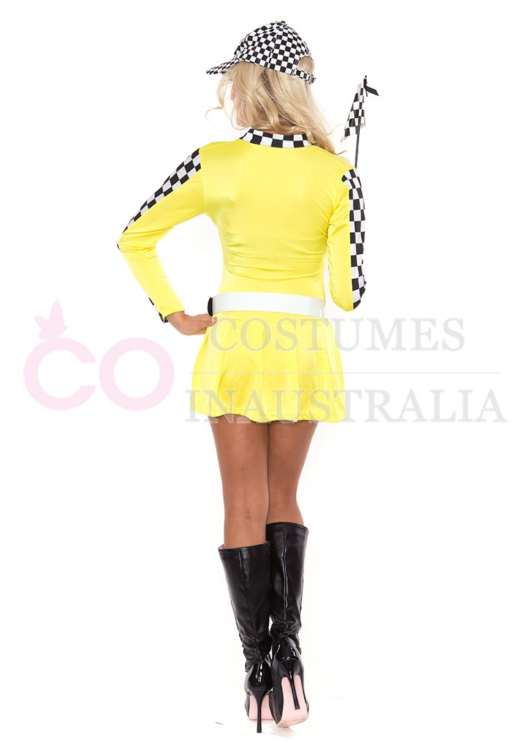 original yellow sports day outfits 10