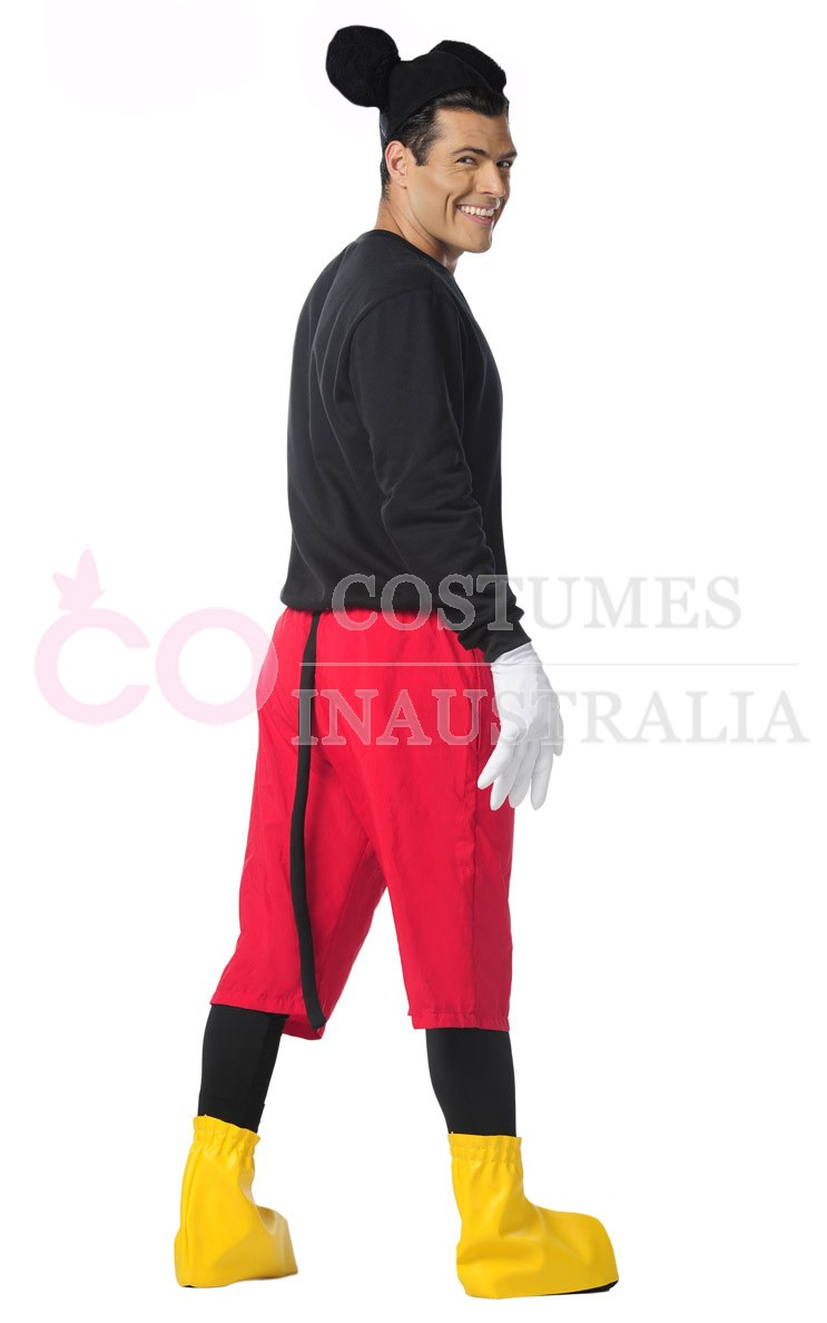 Mickey Mouse Costumes lh 205_1
