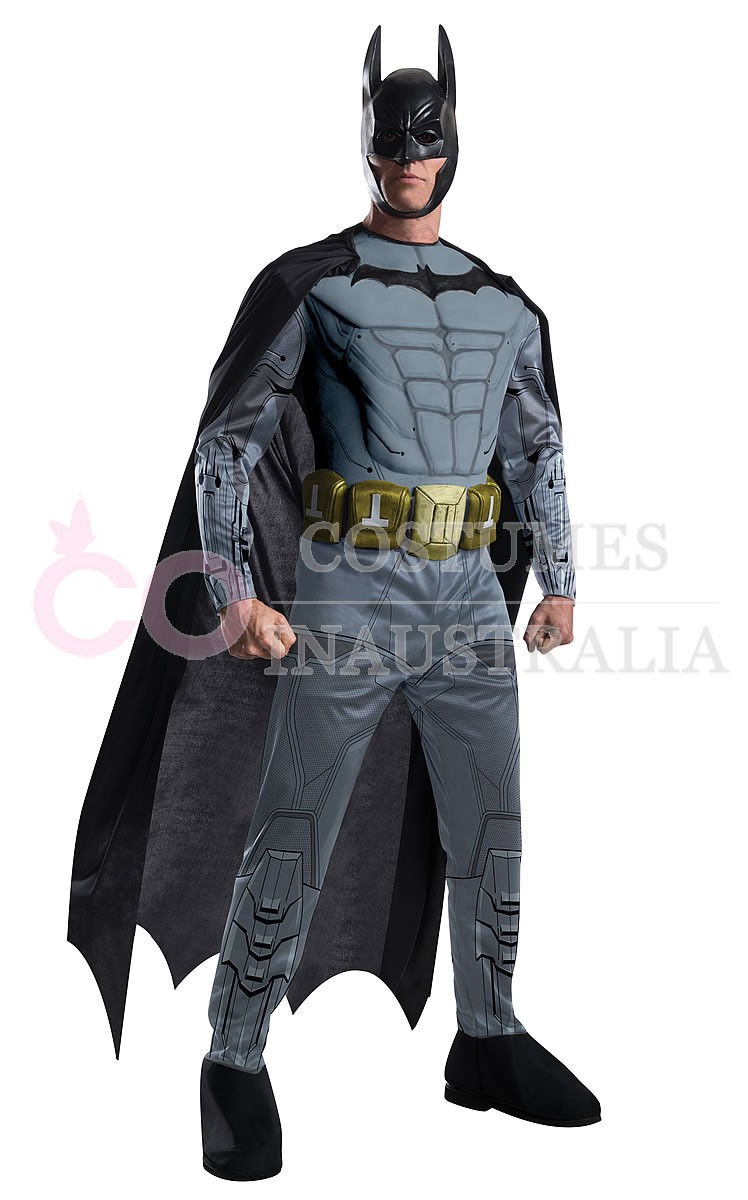 Adult batman costume deluxe have removed