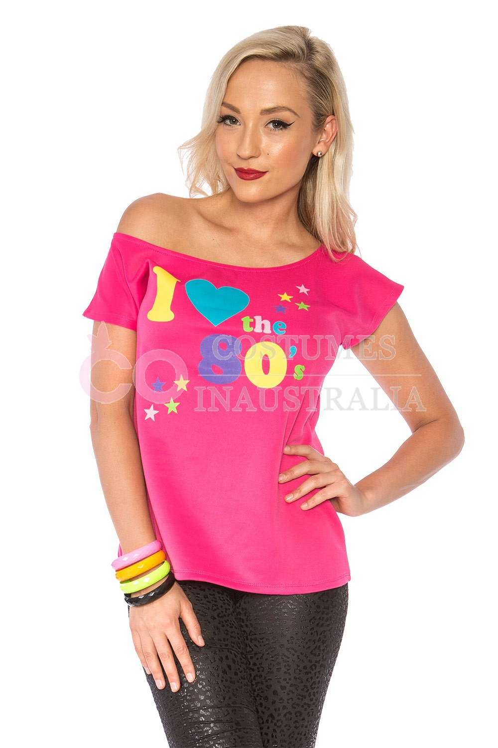 80 Best 78 Tarot Nautical Deck Images On Pinterest: I Love The 80s T-shirt Costume 1980s 80s Party Fancy Dress