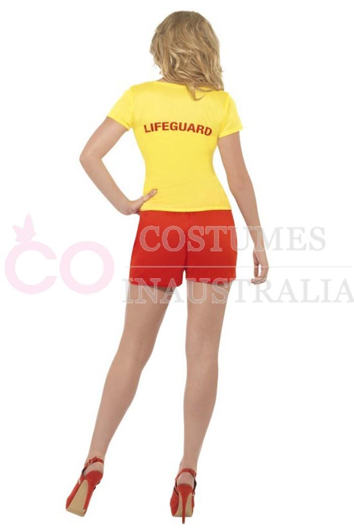 Life Guard Uniform 89