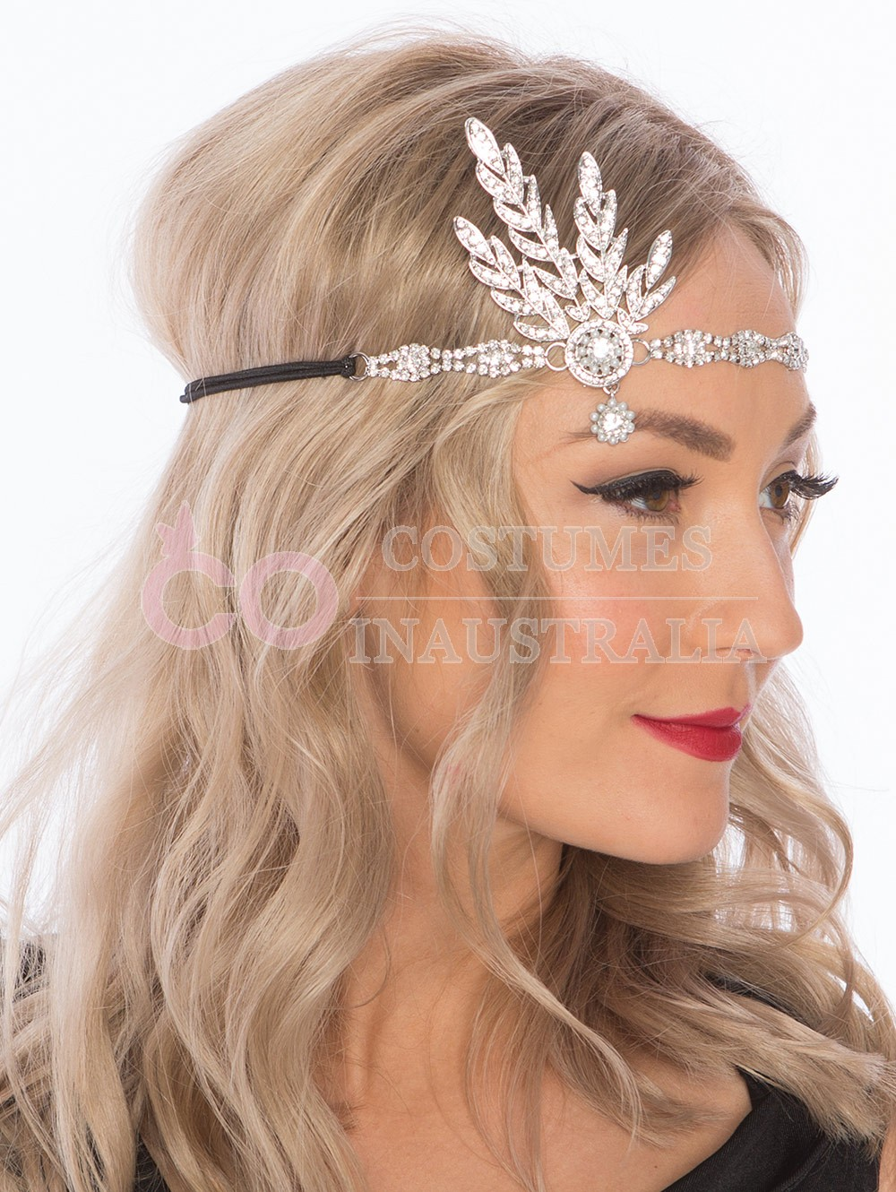 Product Features s headpiece,Great Gatsby inspired piece will be the perfect addition.