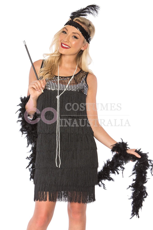 1920s flapper costumes lh187 3