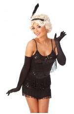 flapper costumes lz516