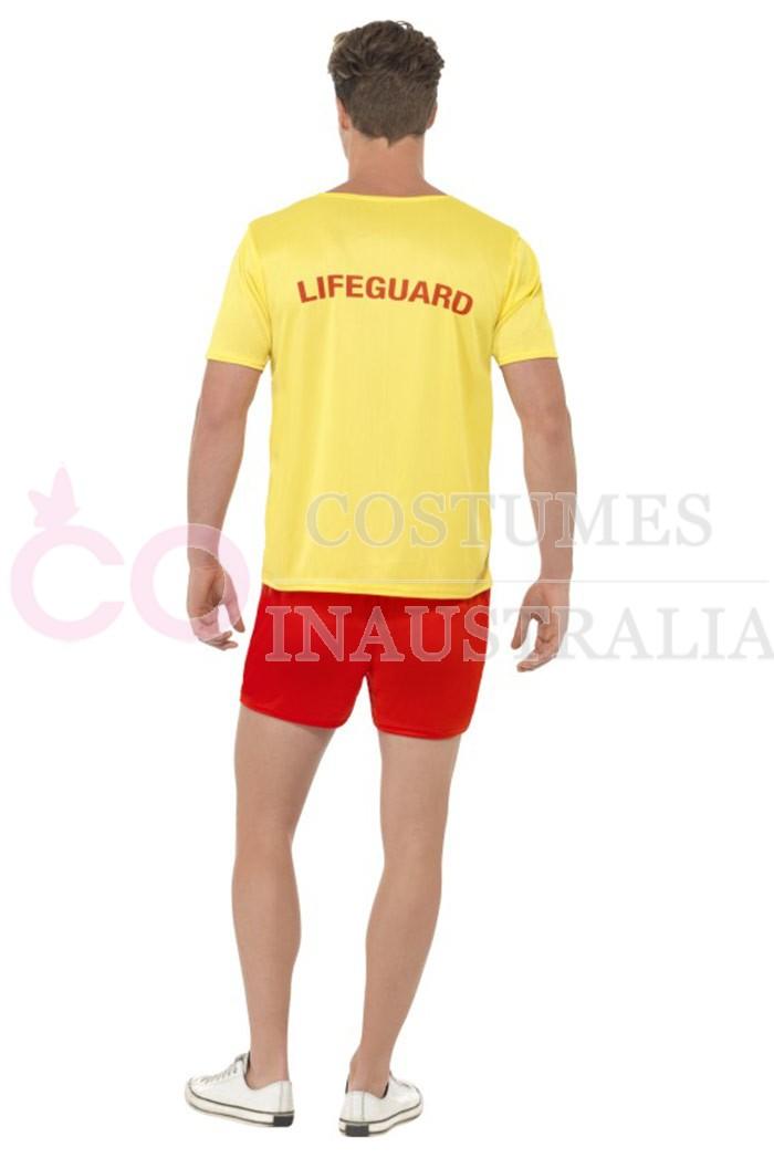 Life Guard Uniform 116