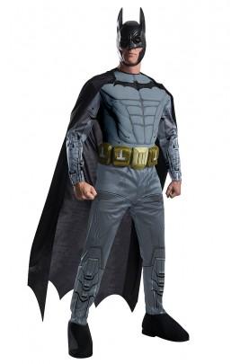 Adult batman costume deluxe that