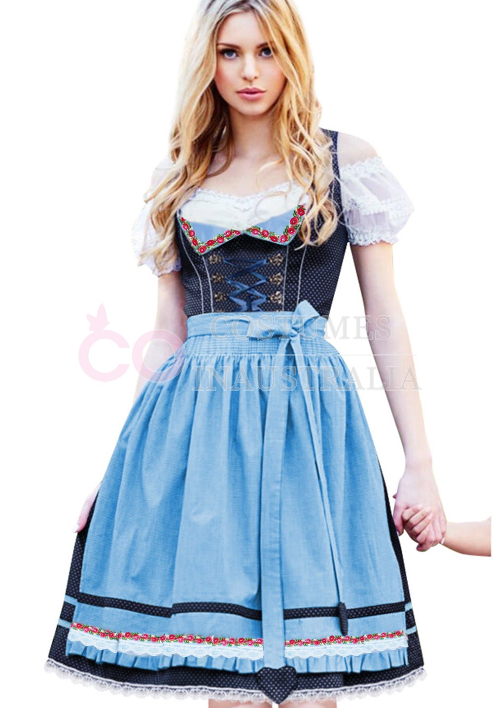german oktoberfest dress costume