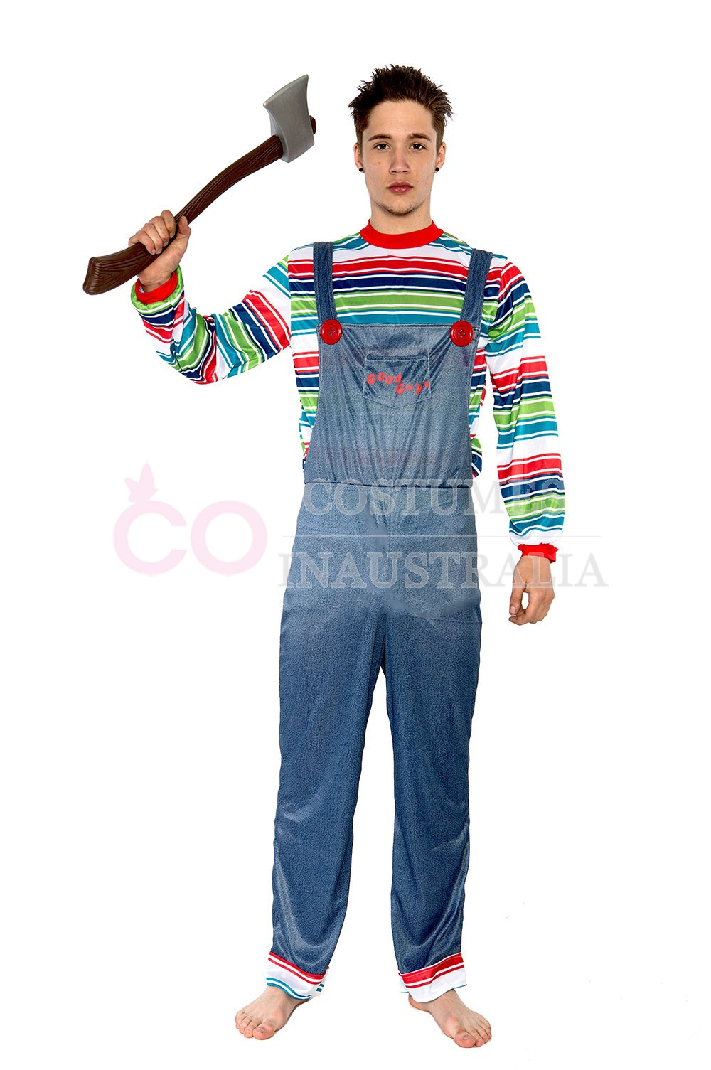 chucky doll costume - photo #39