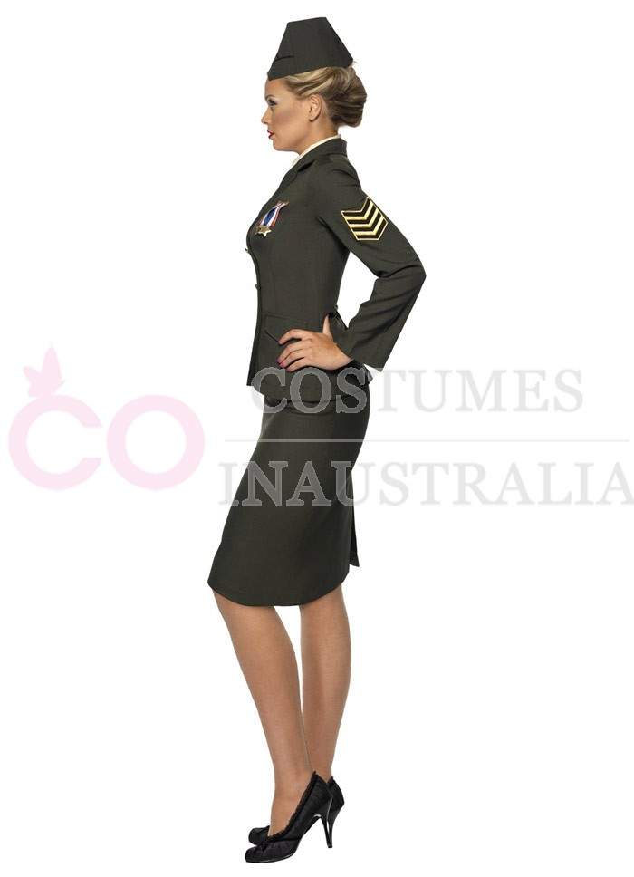 Womens Army Uniform 25