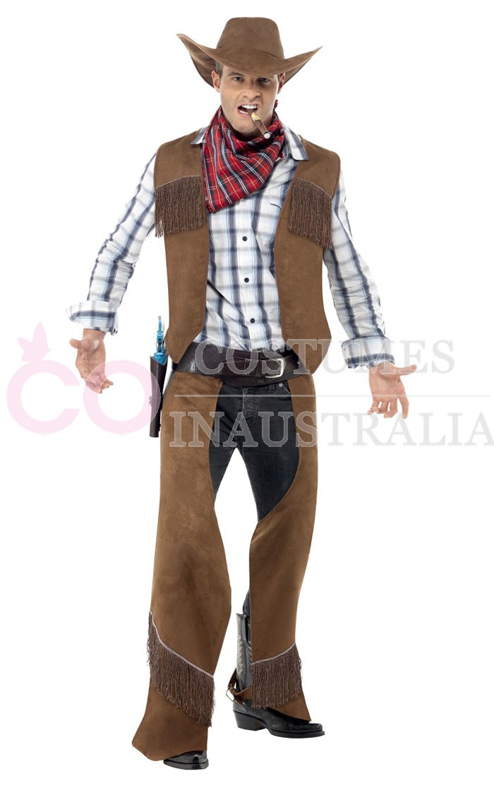 Guy Cowboy Costumes Cowboy Costume Cs22656