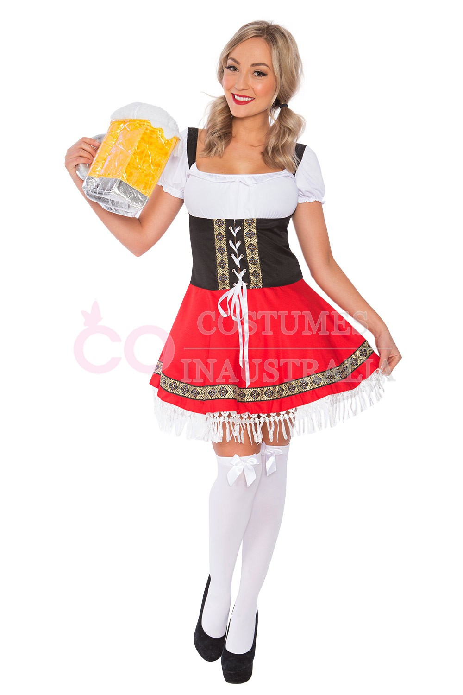 german maid