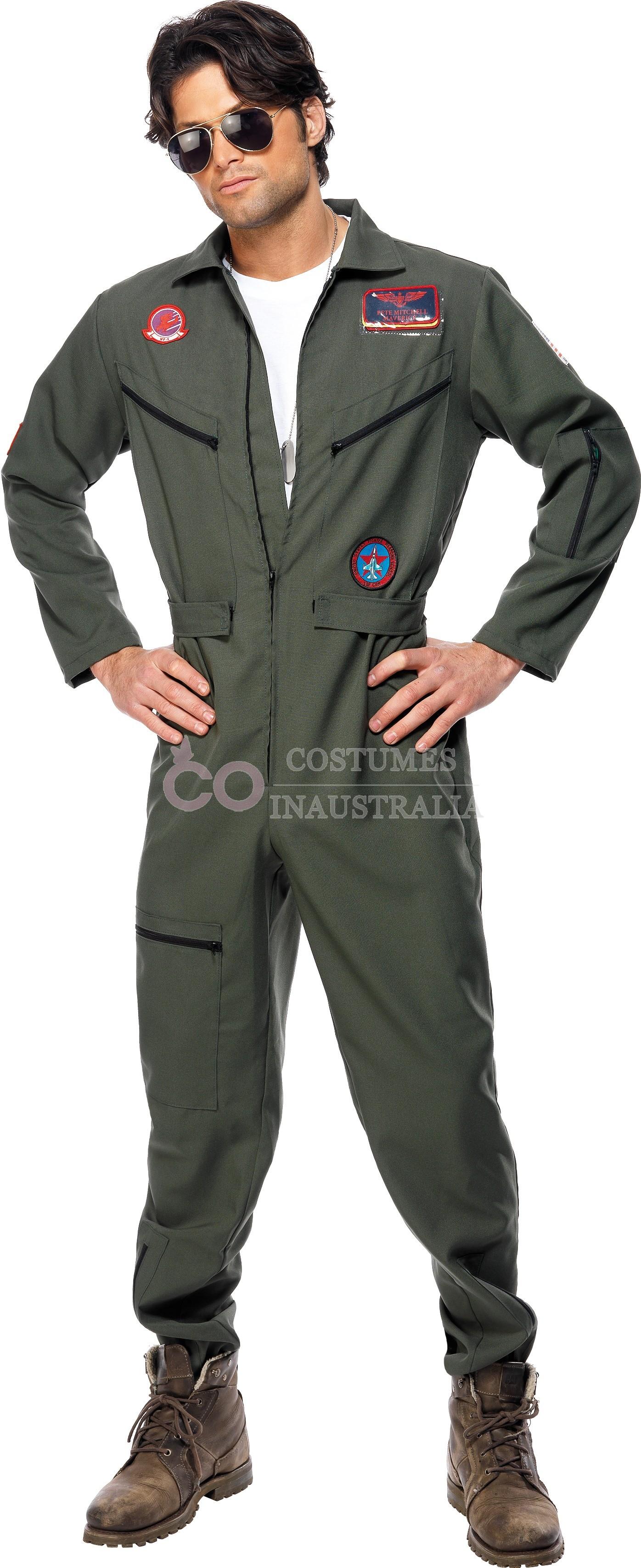 Mens Clothing : TruffleShuffle.co.uk  Top Gun Mens Outfit
