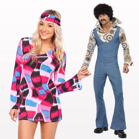 60s 70s Costumes