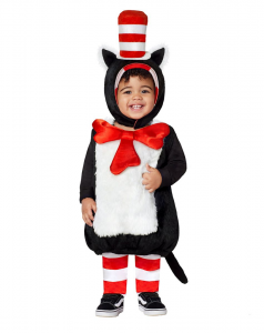 Have fun with 'The Cat in the Hat' Costume ideas