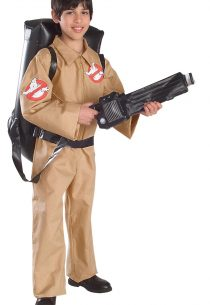 Inspirational ideas for Kids Ghostbusters Costumes