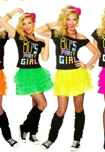 80s Costume ideas for your next 1980s theme dress up event