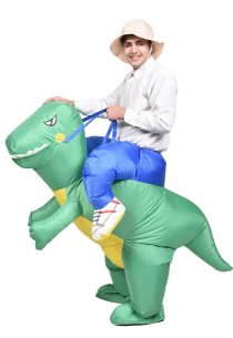 Why Are Inflatable Dinosaur Costumes So Popular in Australia?