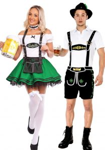 What Are Oktoberfest Costumes called?